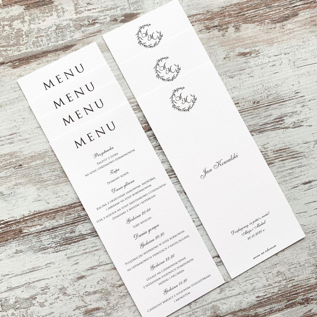 menu winietka
